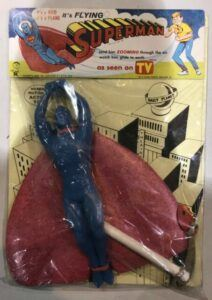 1960's Superman Toy