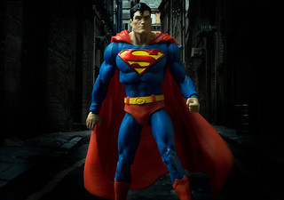 Superman The Man Of Steel Toys