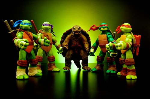 Teenage Mutant Ninja Turtle Toys