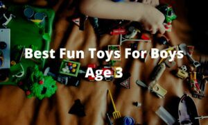 Toys For Boys Age 3
