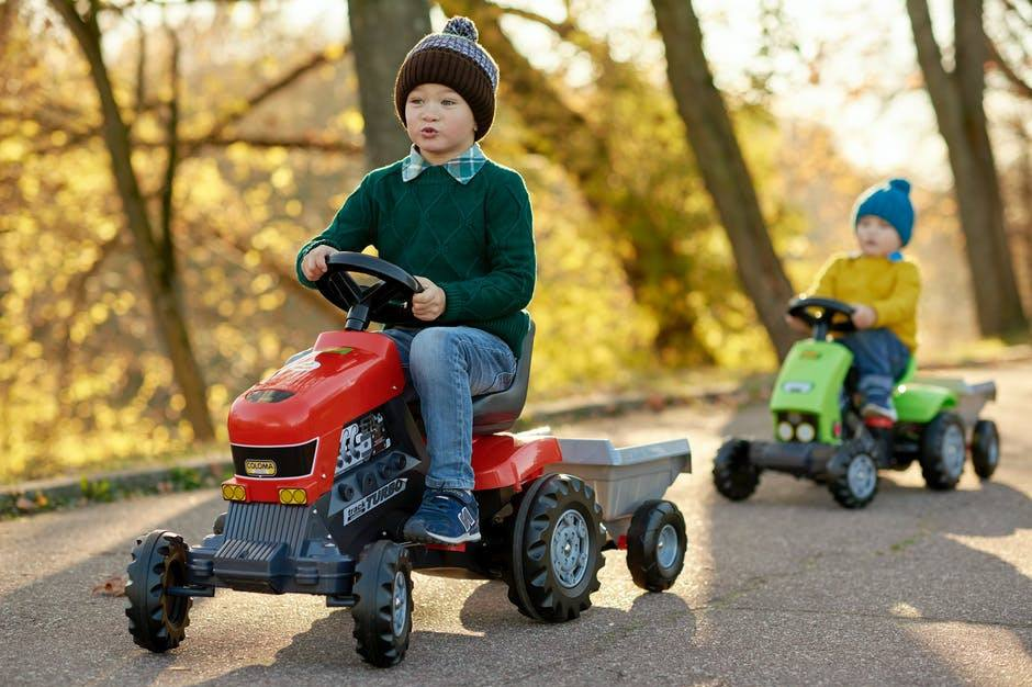 Ride-On Toys For Toddlers