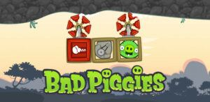 Bad Piggies In The Free Puzzles