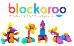 Blockaroo Magnetic Foam Builders In The Best Toys For Boys Age 3