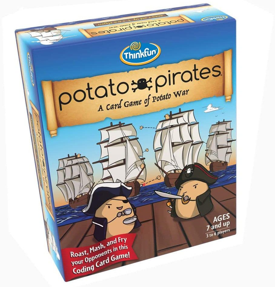 Code Like A Pro- ThinkFun Potato Pirates Is A Best Toys And Gifts