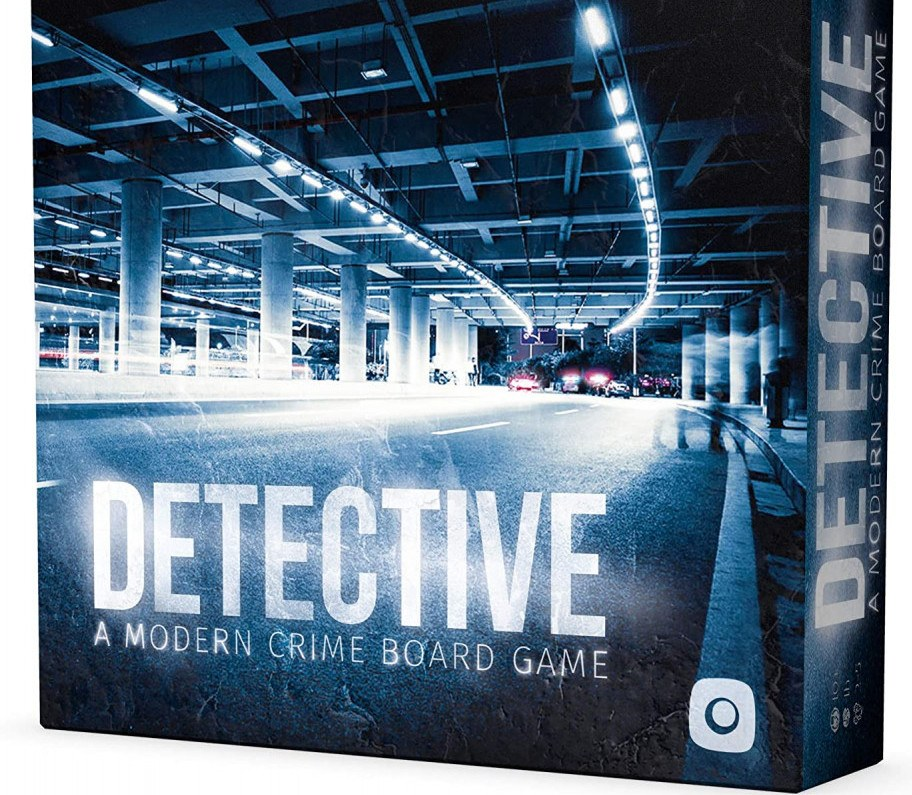 Detective Board Game Which is a Mystery Board Game