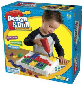 Educational Insights Design And Drill Activity Center  In The Best Toys For Boys Age 3