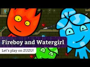 Fireboy & Watergirl In The Free Puzzles