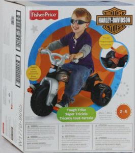 Fisher Price Harley Davidson Tough Trike In The Best Toys For Boys Age 3