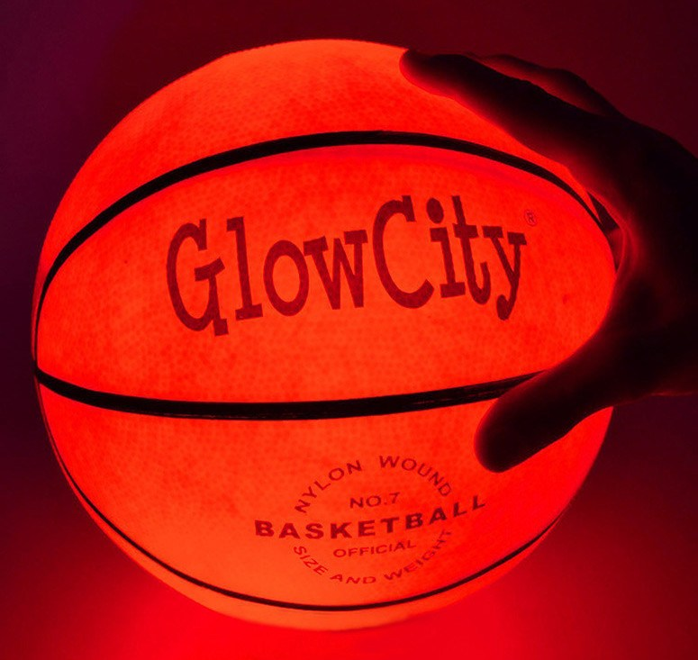 Glowcity's Light Up LED Soccer basketball Best Toys And Gifts