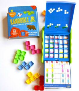 Kanoodle And Kanoodle Jr In The Best Kids Board Games