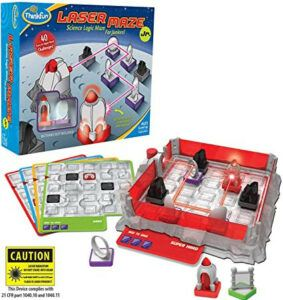 Lazer Maze And Lazer Maze Jr In The Best Kids Board Games