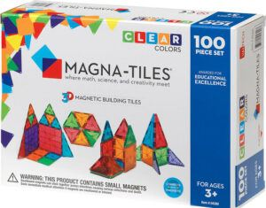 Magna Tiles In The Best Toys For Boys Age 3