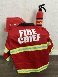 Melissa and Doug Fire Chief Role Play costume set In The Best Toys For Boys Age 3