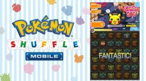 Pokemon Shuffle Mobile In The Free Puzzles
