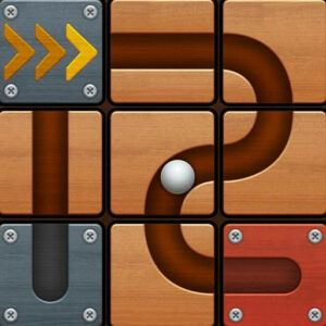 Roll The Ball In The Free Puzzles
