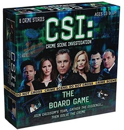 SCI Game of Mystery