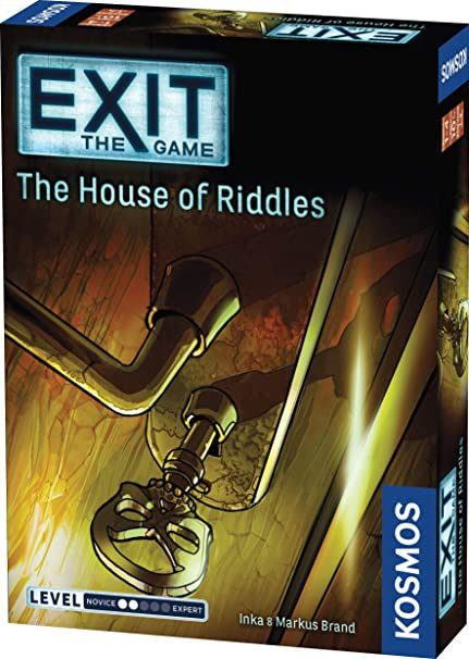 The House of Riddles Mystery Game