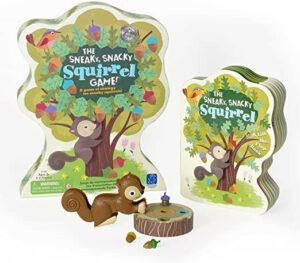 The Sneaky Snacky Squirrel Game In The Kids Board Games