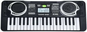 37-Key Kids Electronics Musical Instrument
