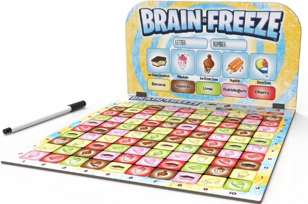 Educational Board Games For Kids Brain Freeze From Mighty Fun