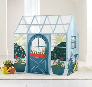 Crate and Barrel Indoor Garden Playhouse