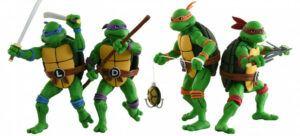 Different Themes of Teenage Mutant Ninja Turtles Toys
