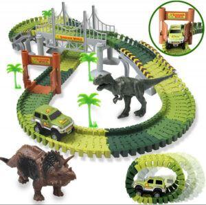 Dinosaur Train Track Toy Set