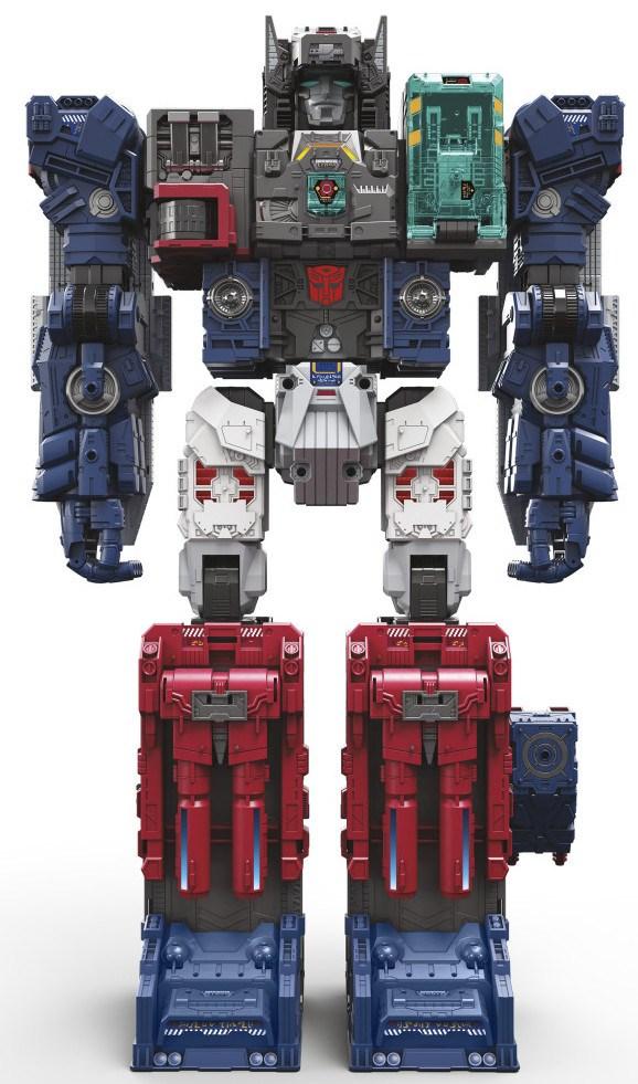 Fortress Maximus From Transformer Generations Titans Return