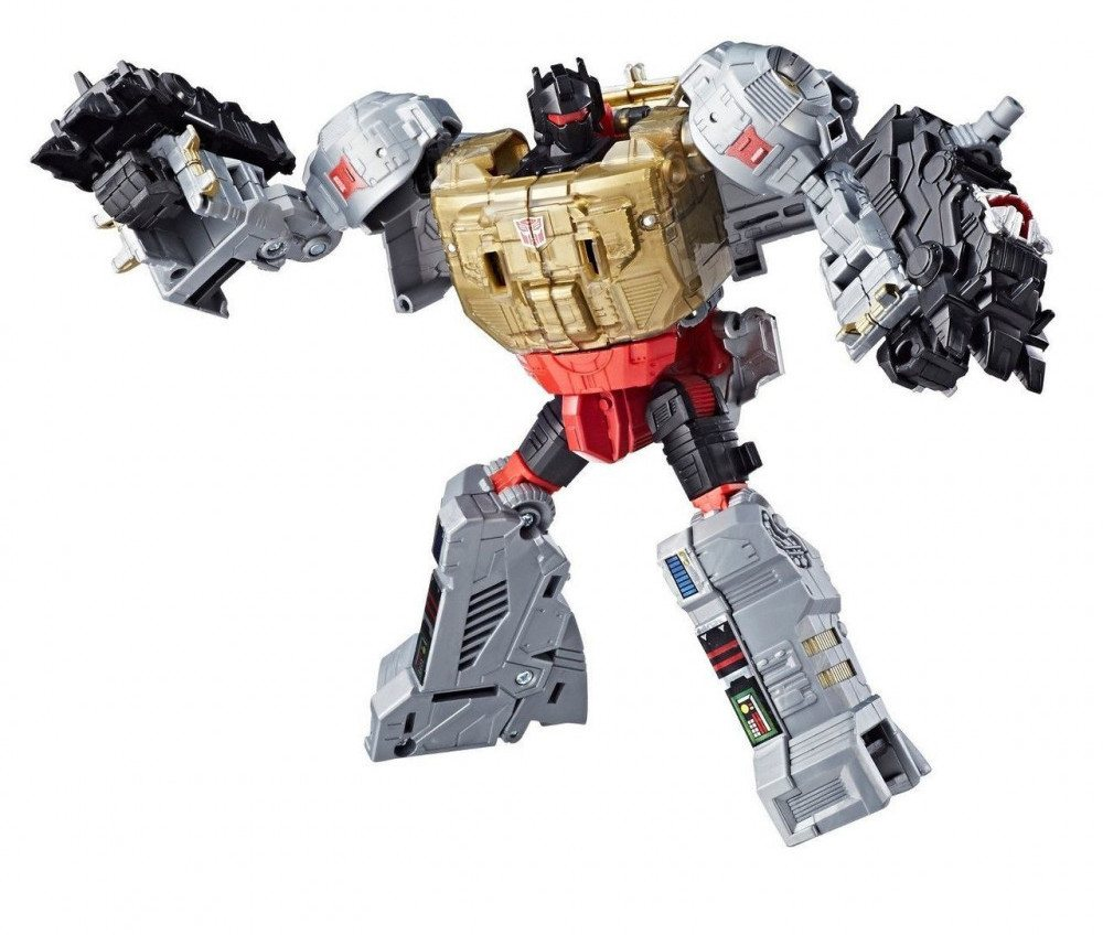 Grimlock From Generations Power Of The Prime's Voyager Class