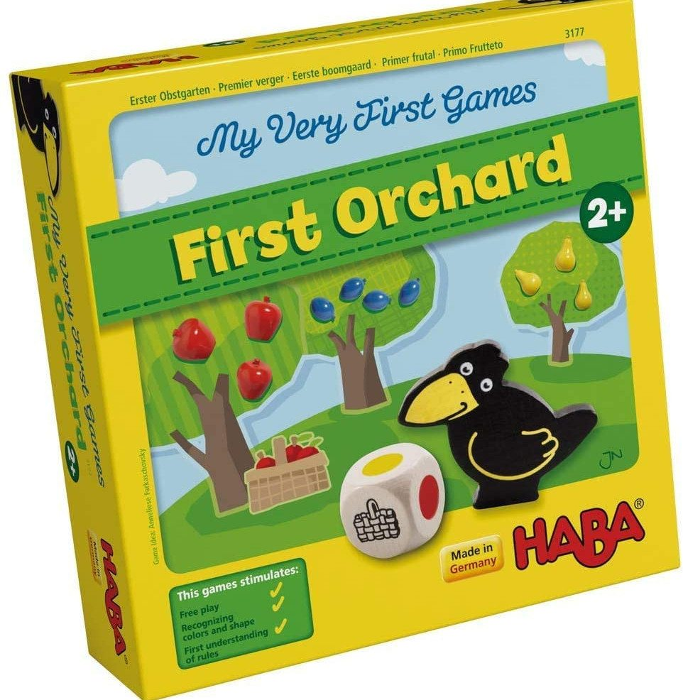 HABA My Very First Games-First Orchard