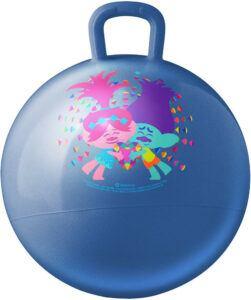 Hedstrom Dreamworks Troll hopper ball, hop ball for girls