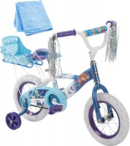 Toys For Girls Age 5 Huffy 12-inch Disney Frozen Girls Bike