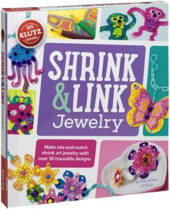 Klutz Shrink And Link Jewelry Set