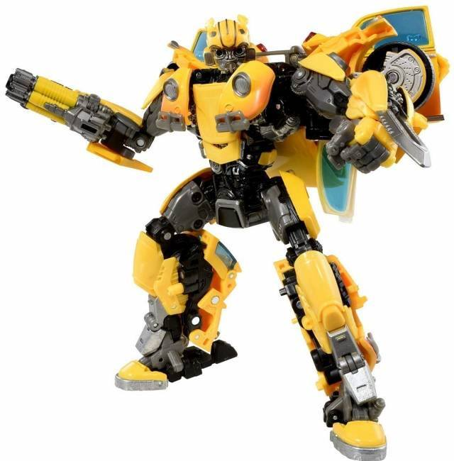 Transformer Toys Masterpiece Bumblebee