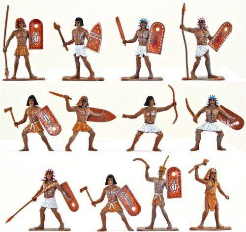 Ancient Egiptian Soldiers