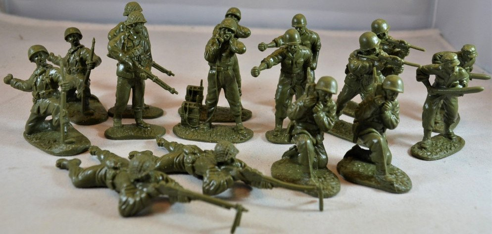 Collect Classic Toy Soldiers
