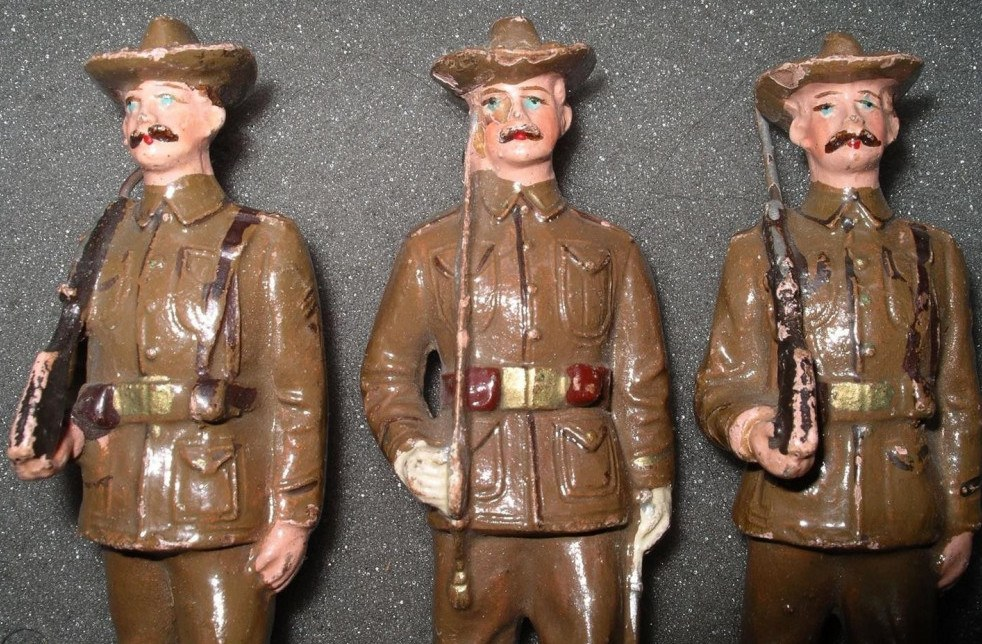 Pfeiffer from Vienna produced toy figures