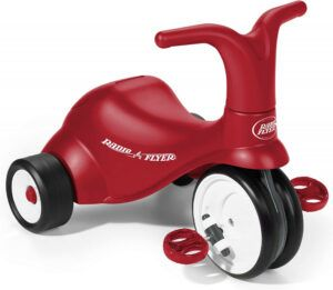 Radio Flyer Scoot-About Sport