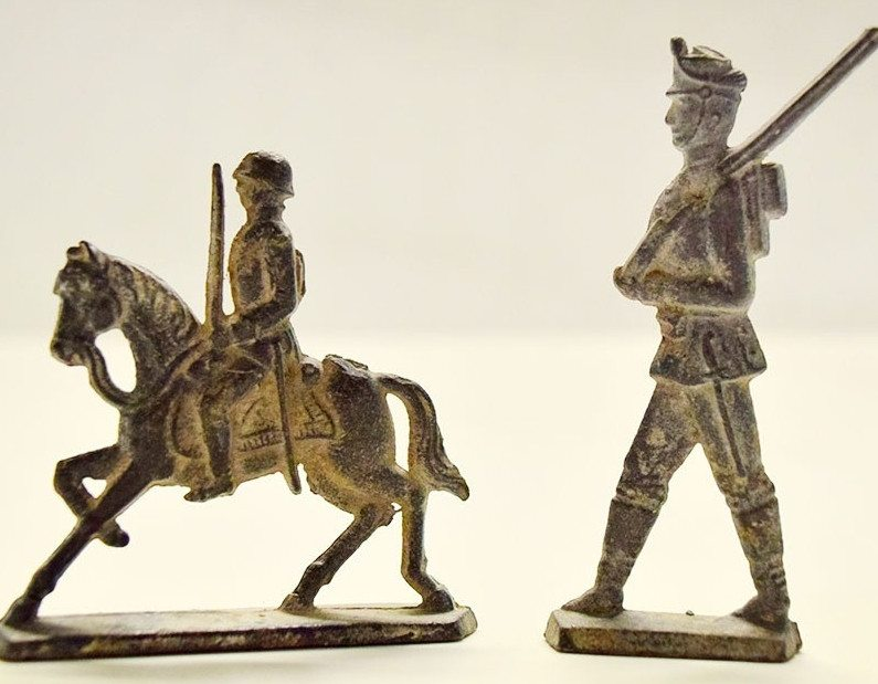 Soldier Toys In the 18th Century