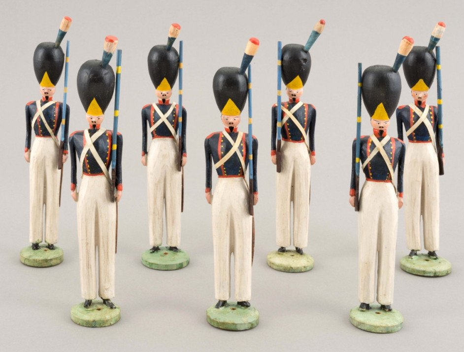 Soldier Toys In The 19th Century