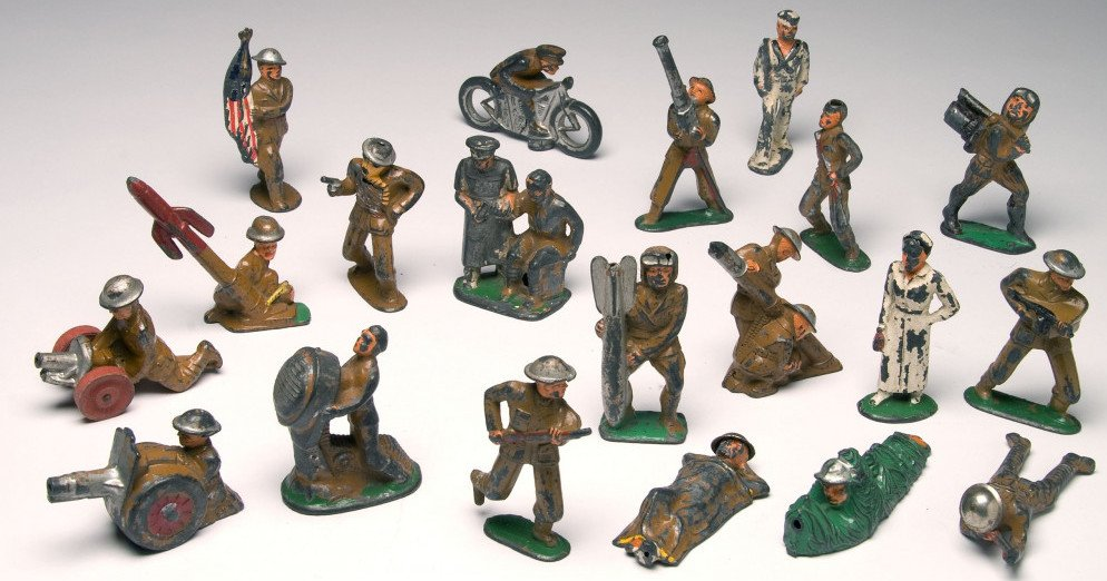 The Establishment Of Barclays- The American Toy Soldier Producer