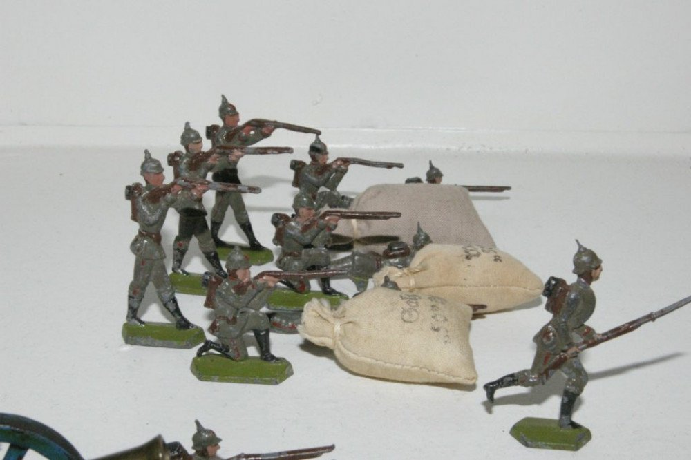 The Rich History Of Classic Toy Soldiers