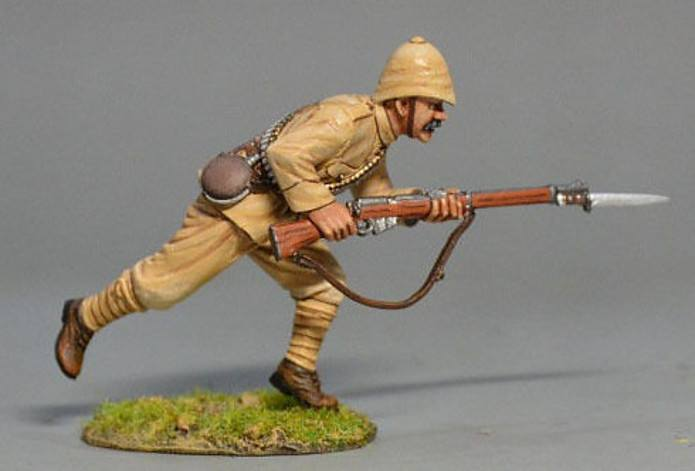 The Second Boer War And the Use Of Toy Figurines