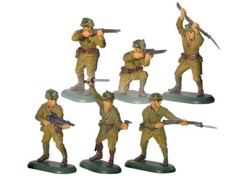 World War II And Its Effect On The Toy Soldier Market