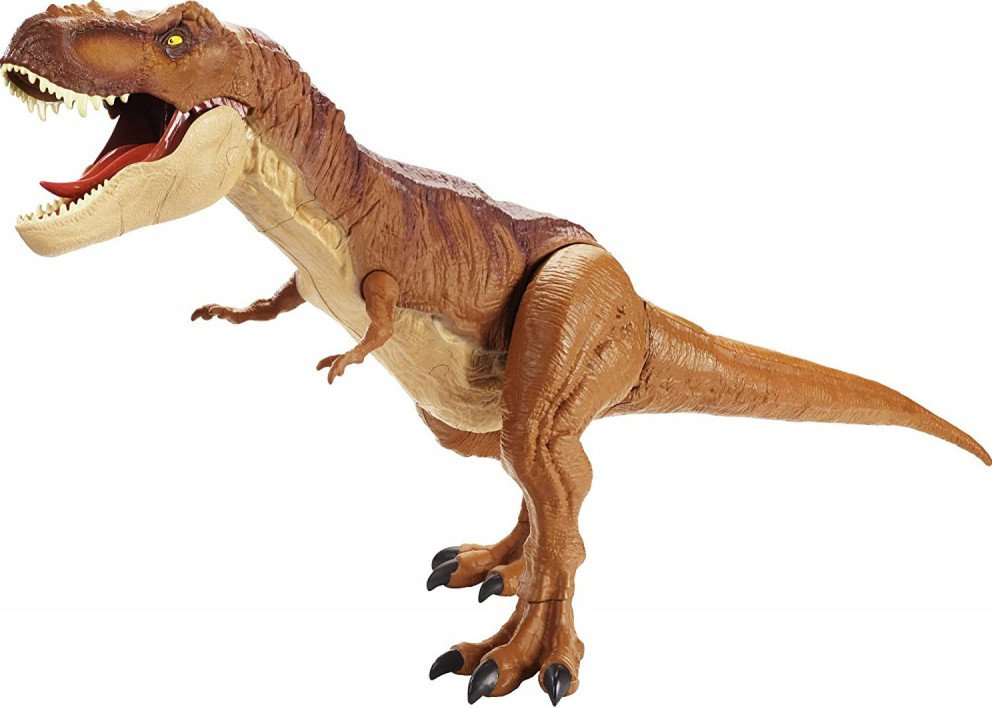 Fallen Kingdom Jurassic World Toys Super Colossal T-Rex