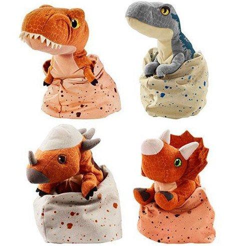 Jurassic World Fallen Kingdom reversible plushie