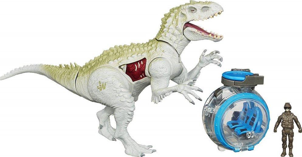 Jurassic World Gyrosphere Pack Vs. Indominous Rex
